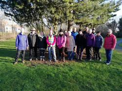 Hadley  Locks Walk Jan 2020