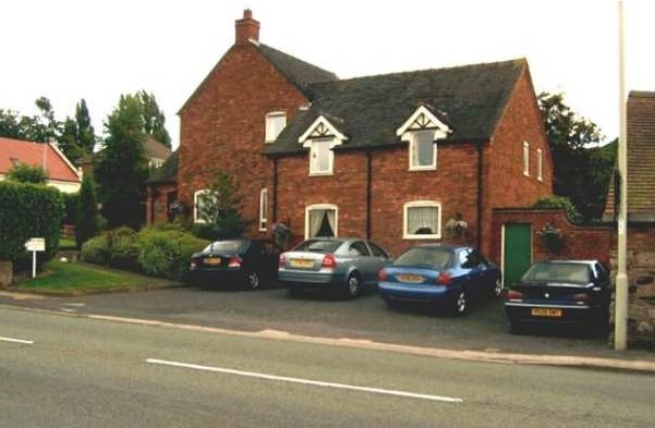 Birtley House Guest House Telford