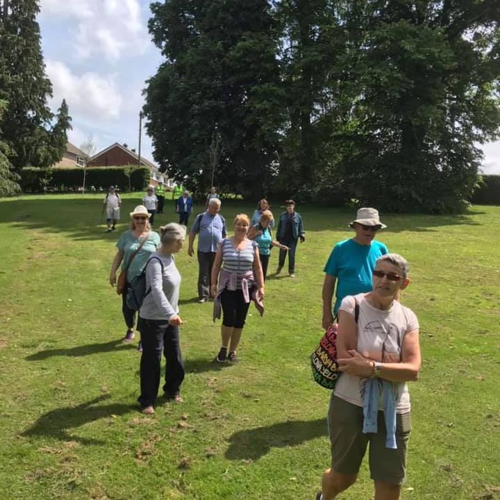 2. Bowring Park Walking For Health