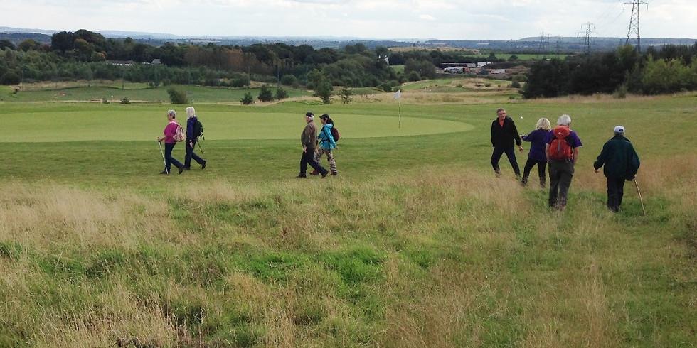 Third Sunday in October  Walk