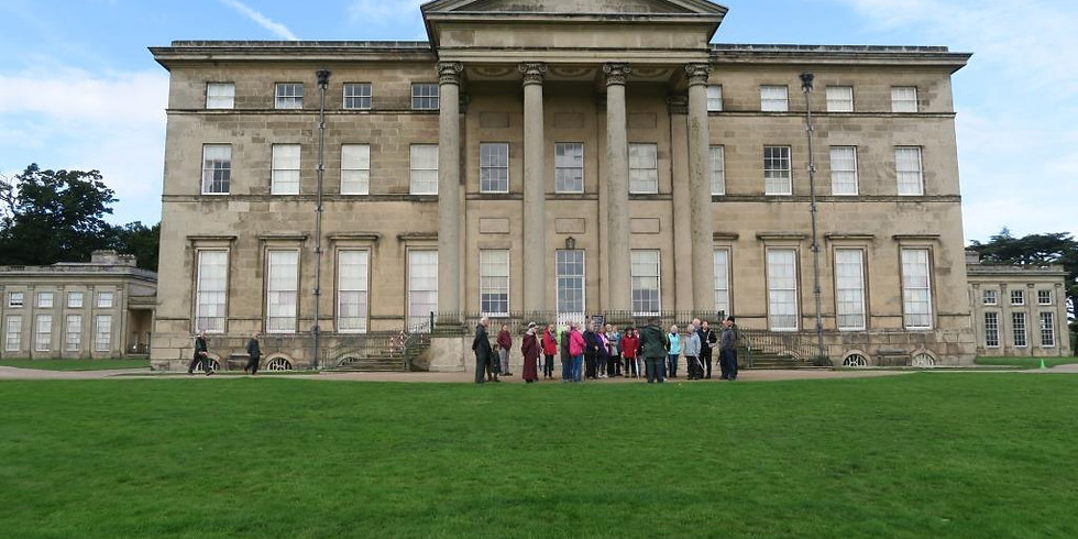 17. A guided walk at Attingham Park
