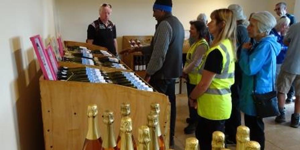 20.  Bus Walk  and Vineyard visit - Wellington to Rodington  Vineyard