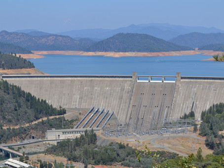 Trump Administration tries to raise Shasta Dam...again.