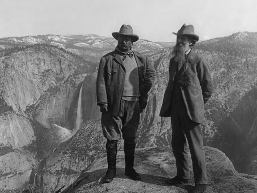 Teddy Roosevelt: A Man of His Time