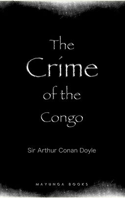 Front Cover - The Crime of the Congo ebo