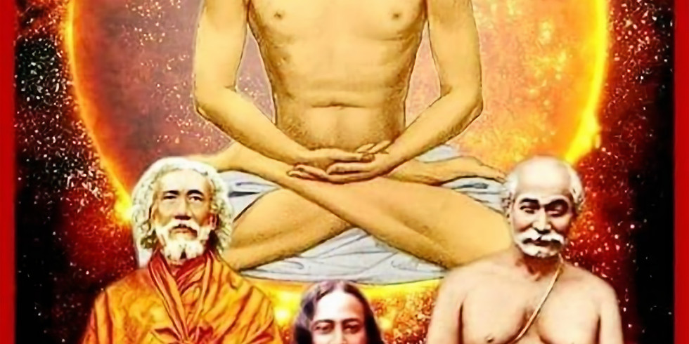 Yogananda Meetings - Prayer, Meditation, Readings