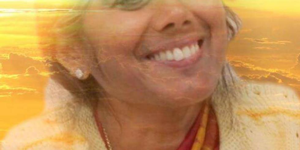 Mother Meera Meditation-Blessing online