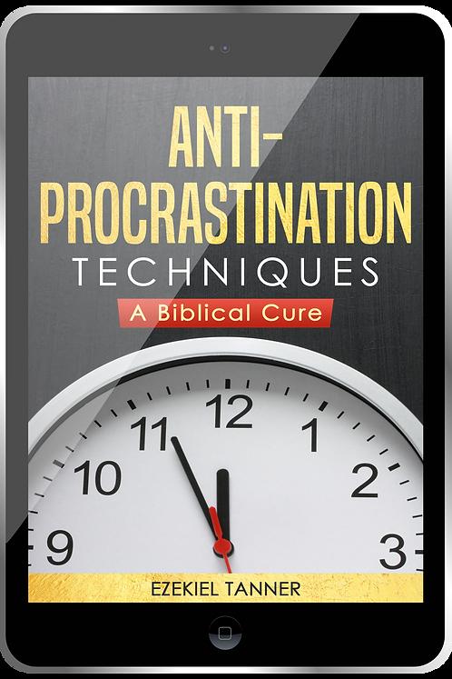 Anti-Procrastination Techniques