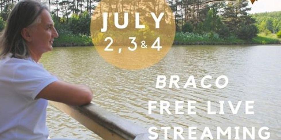 Braco Livestream