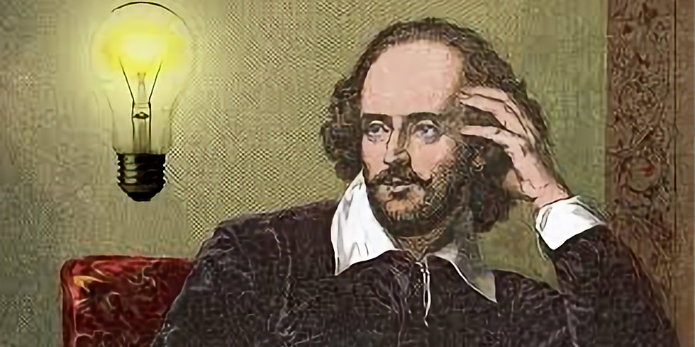 Shakespeare: 'More light, more light!' - Free Lunchtime Talks.