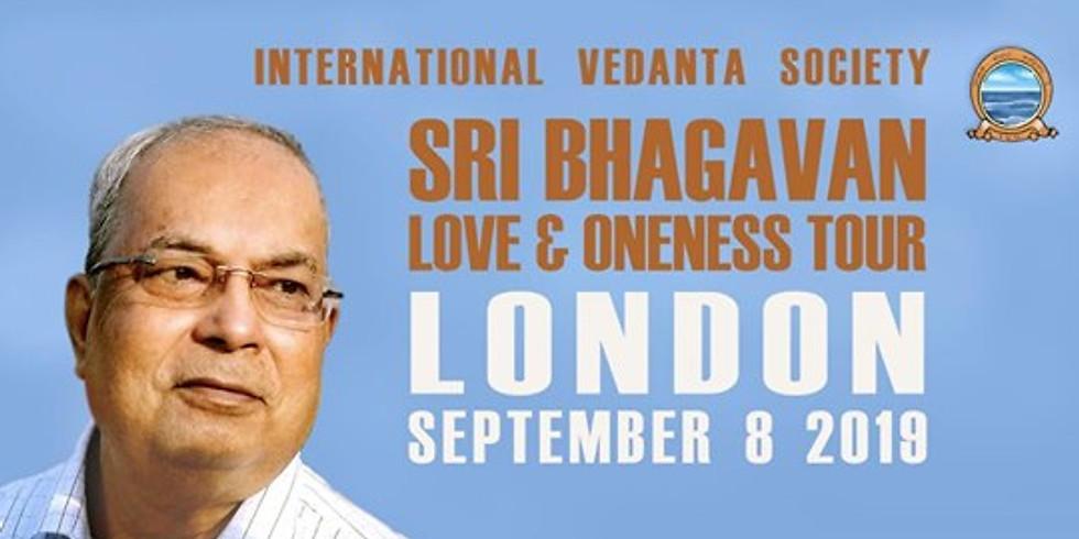 Sri Bhagavan; Love and Oneness Tour 2019