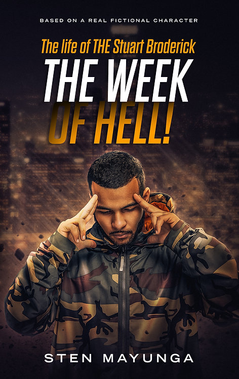 The Life of THE Stuart Broderick - The Week of HELL!
