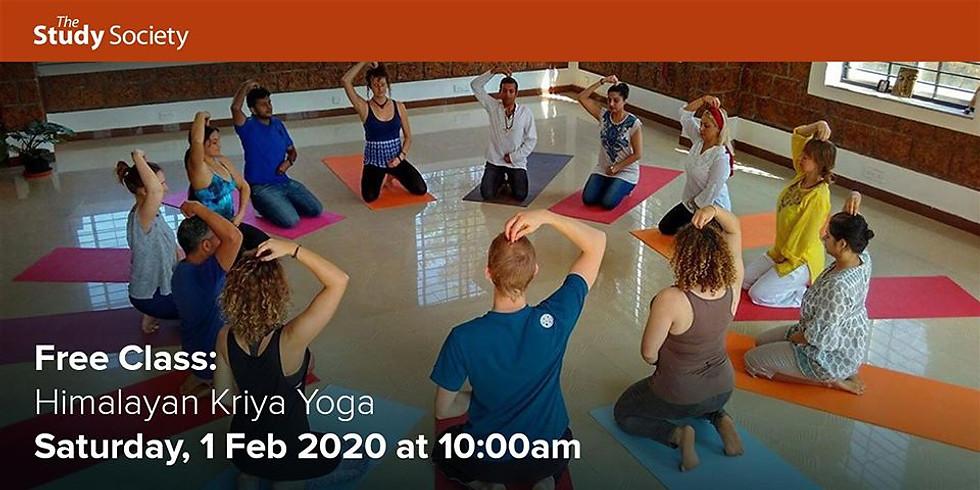 Himalayan Kriya Yoga - Free