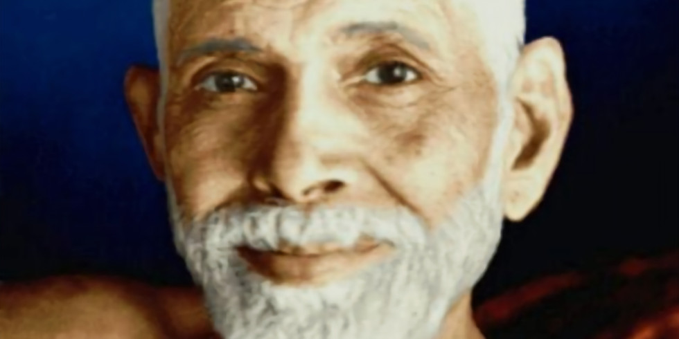 Ramana Maharshi Meeting