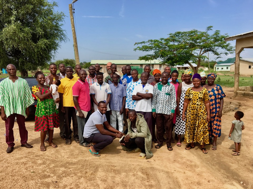 Pastors & Leaders from the Navrongo area.