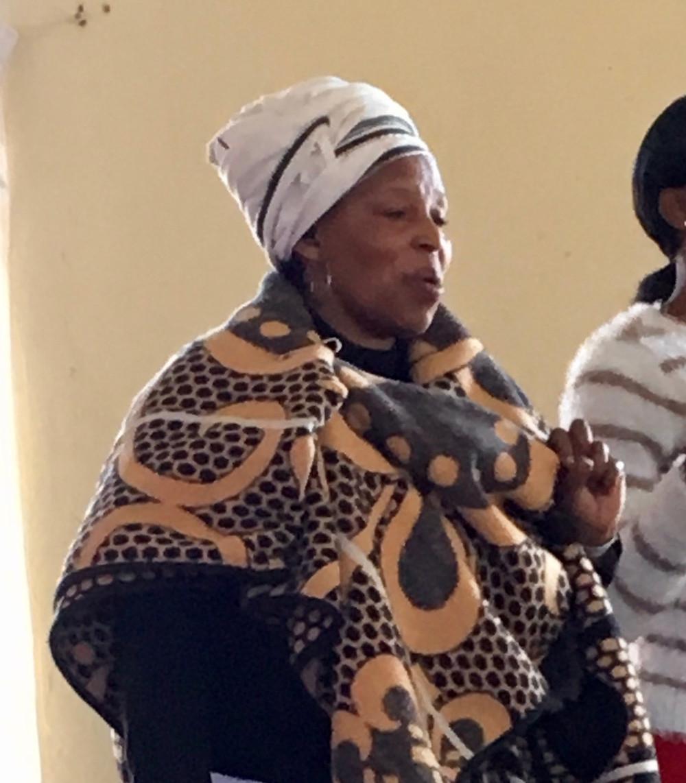 Mamahase from Maseru, Lesotho