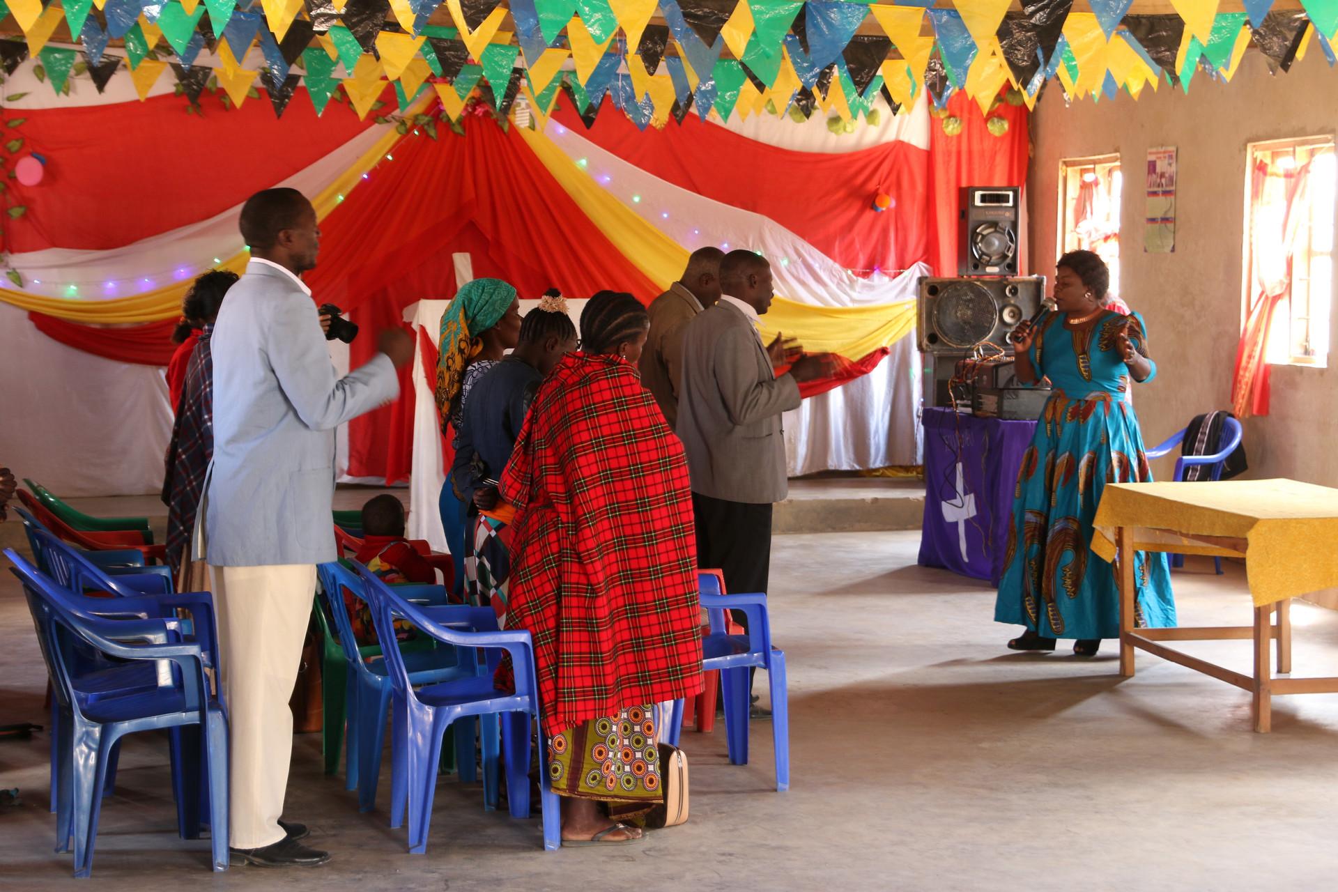 Pastors and Leaders in Mafinga