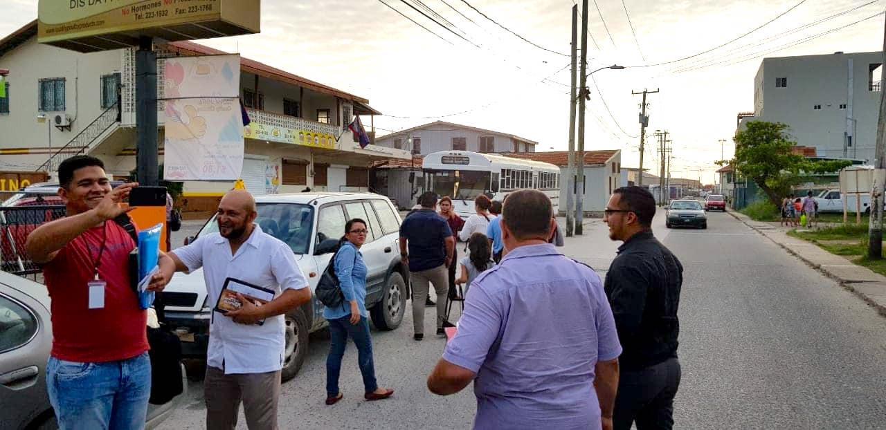 Evangelism in Belize