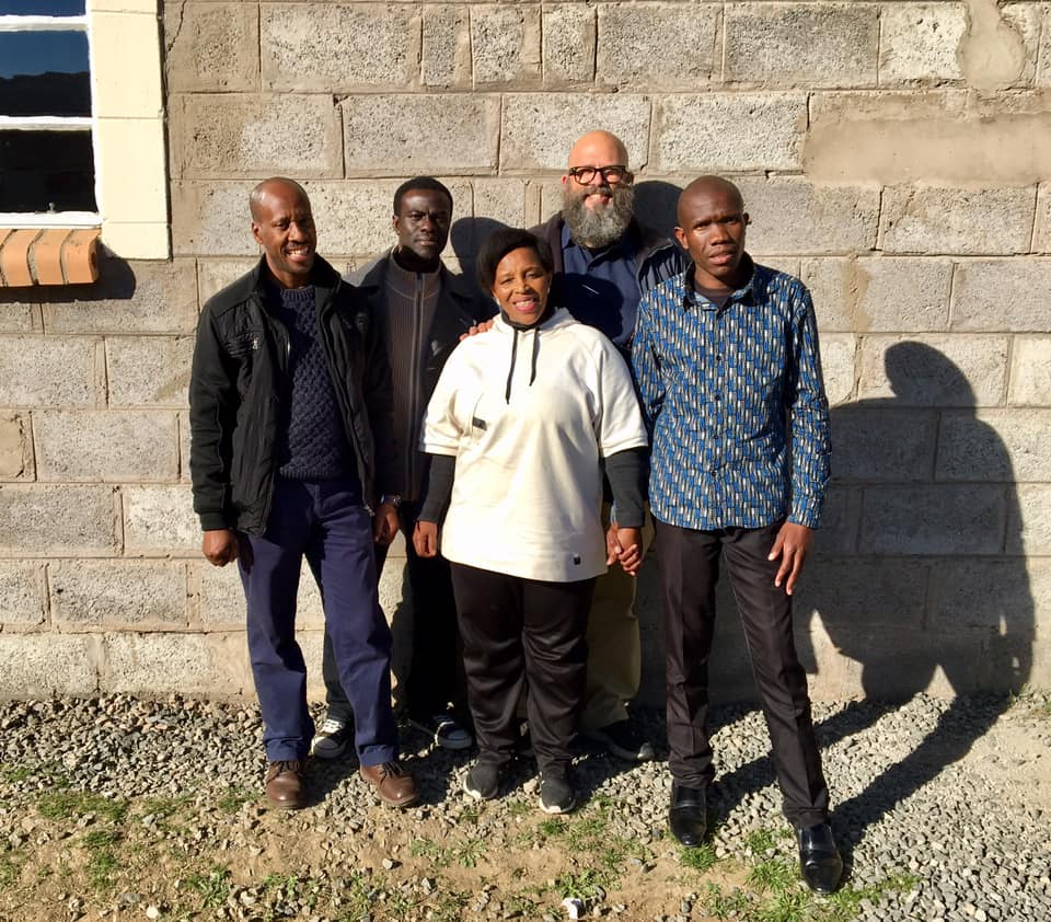 SI Team Lesotho is growing and multiplying further! Proud of these folks! — with Ntjana Henry Khoabane.