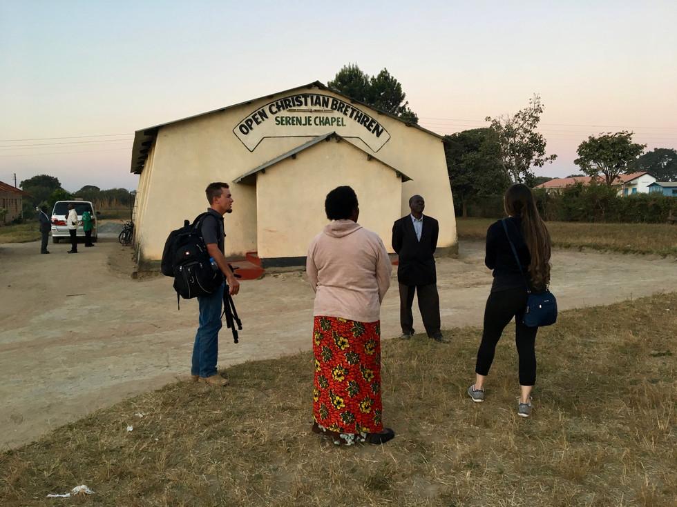 Post-meeting photos and testimonies