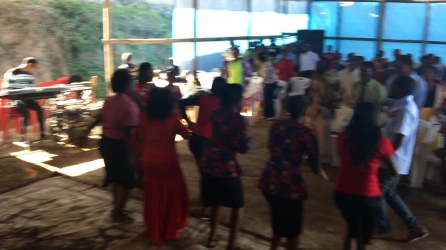Worship at GPH when the generator quits