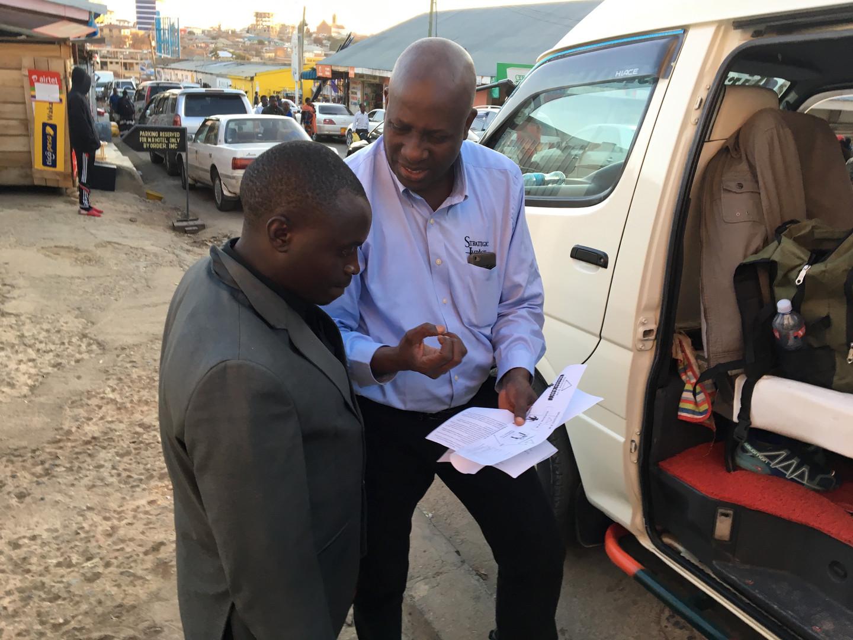 Discipling Kyando in Iringa, Tanzania