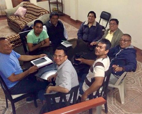 Training in Peru