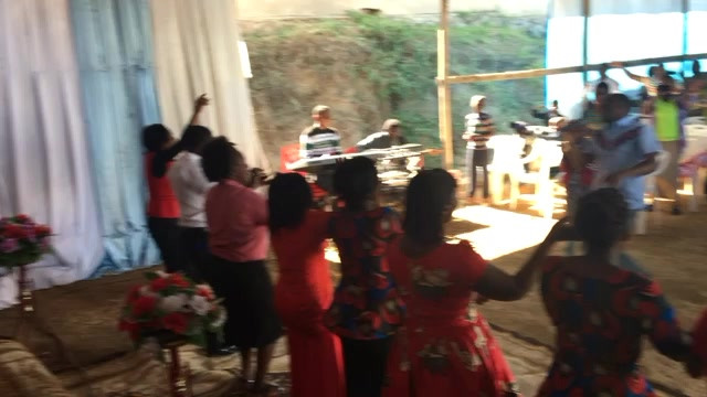 Worship at GPH with electricity