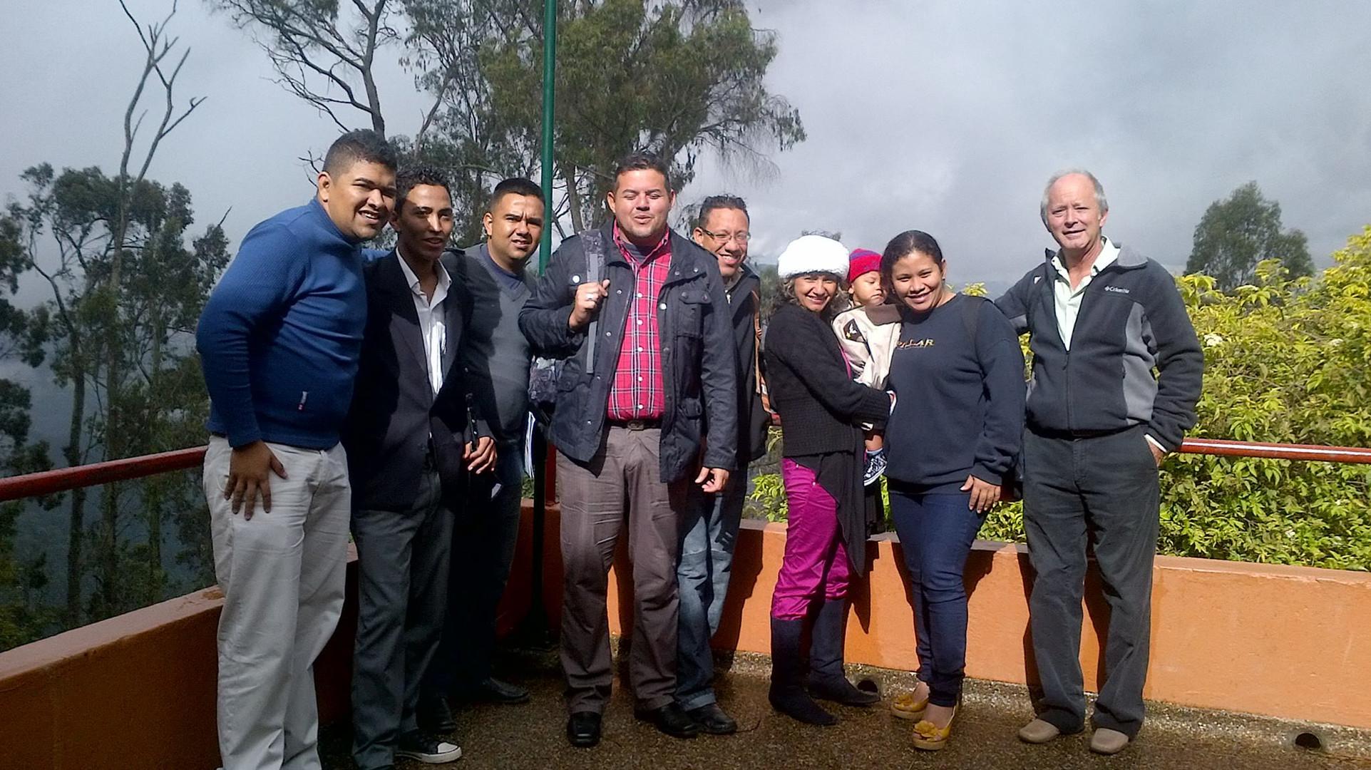Expanding into Bogota, Colombia