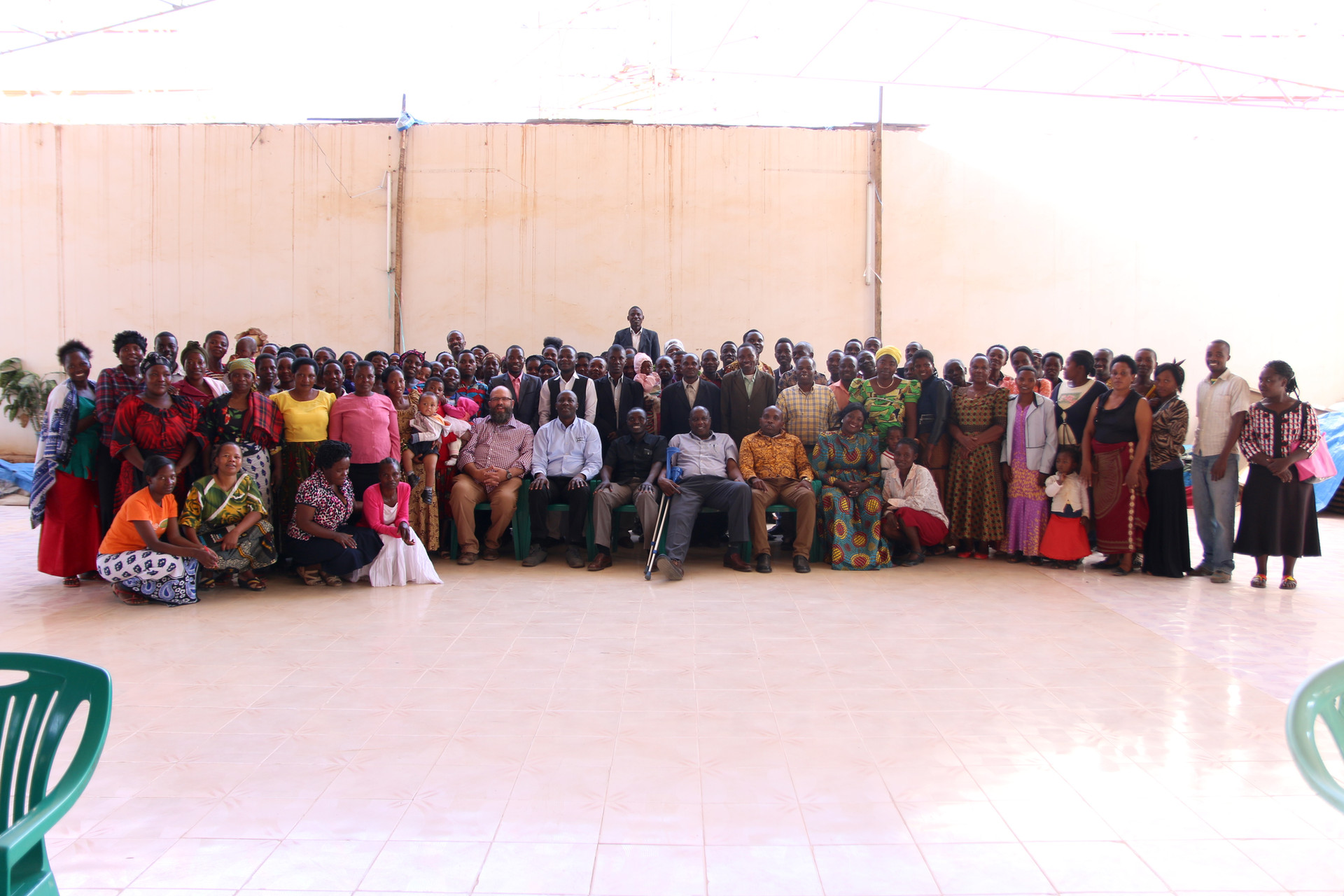 Many of the leaders who are involved with SI in Iringa