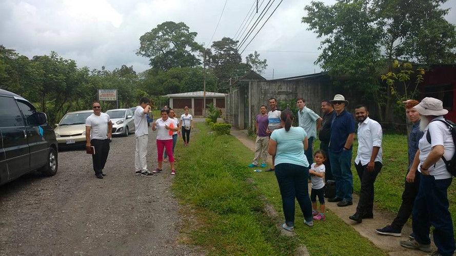 Evangelism in Costa Rica