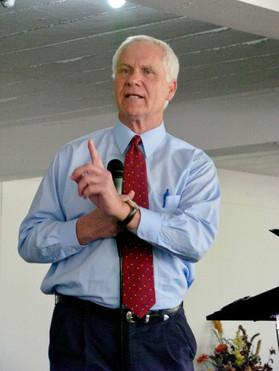 Preaching in Venezuela