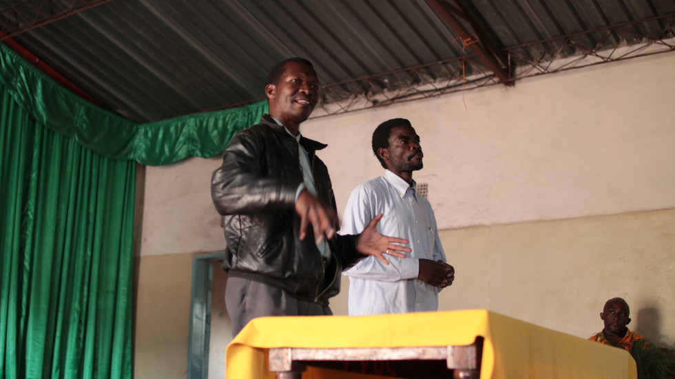 Pastors sharing testimonies of how SI has impacted their lives, churches, and ministries