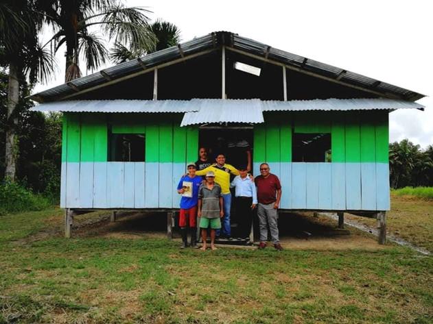 Evangelism in Peru
