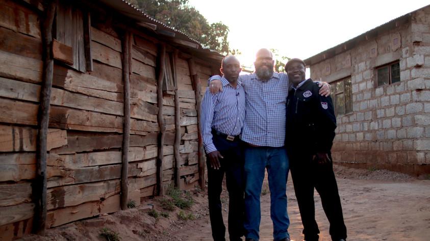 Dennis, Dustin, & Sainet