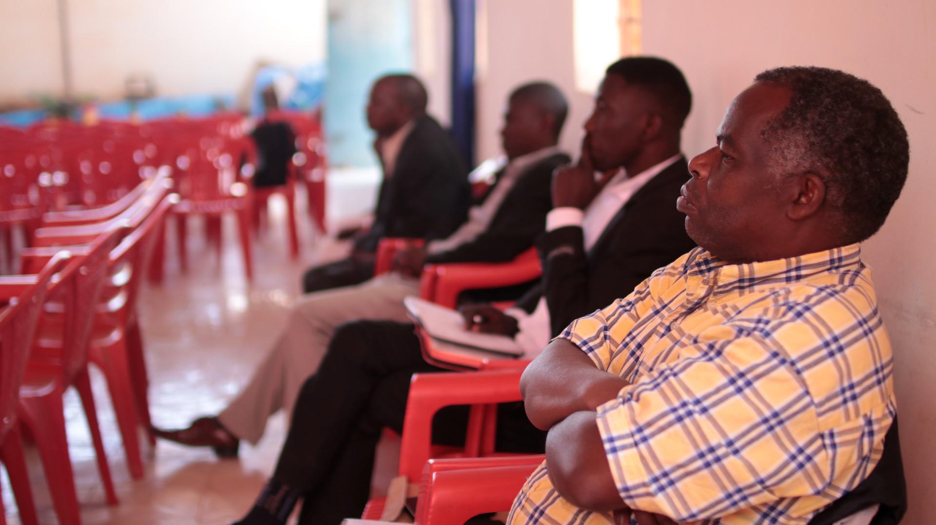 Pastors in Iringa