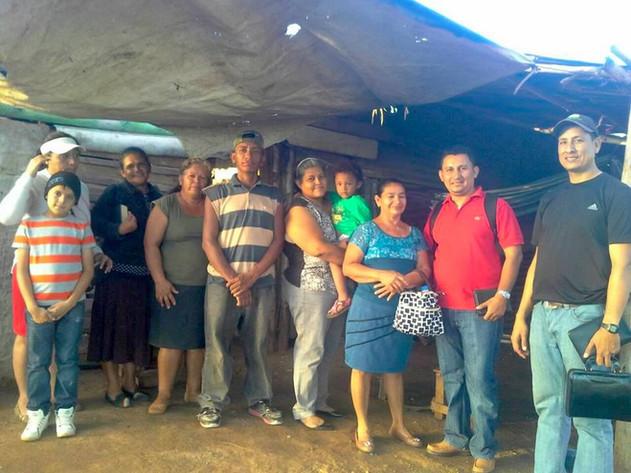 Evangelism in Nicaragua