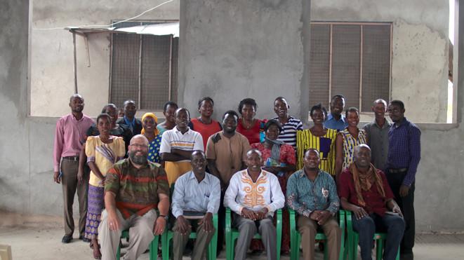 Multiplication movement in Tandika, Dar es Salaam, Tanzania