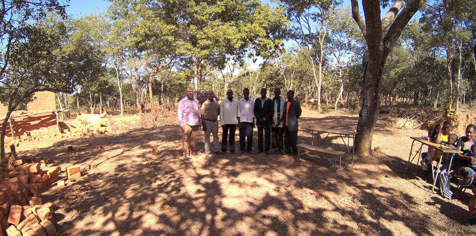 6 Generations of Multiplication:  Dustin(1), Sainet(2), Dennis(3), Mkushi Kapya(4), New Pastor(5), New Elders(6)