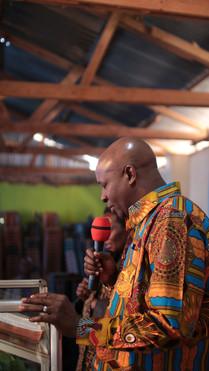 Teaching in Tunduma, Tanzania