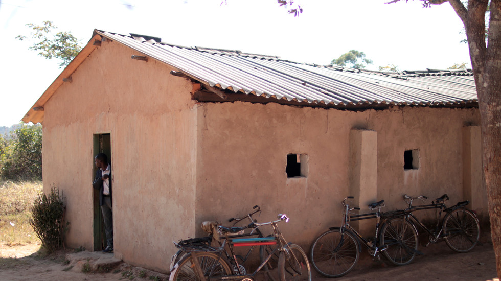 The church outside Mkushi. They graciously shared their facility for us to use for the SI gathering.