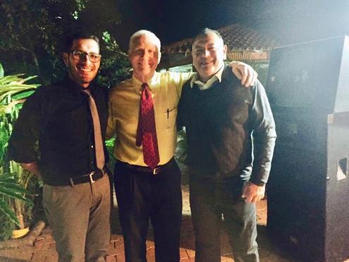 Moises, Floyd, & Omar