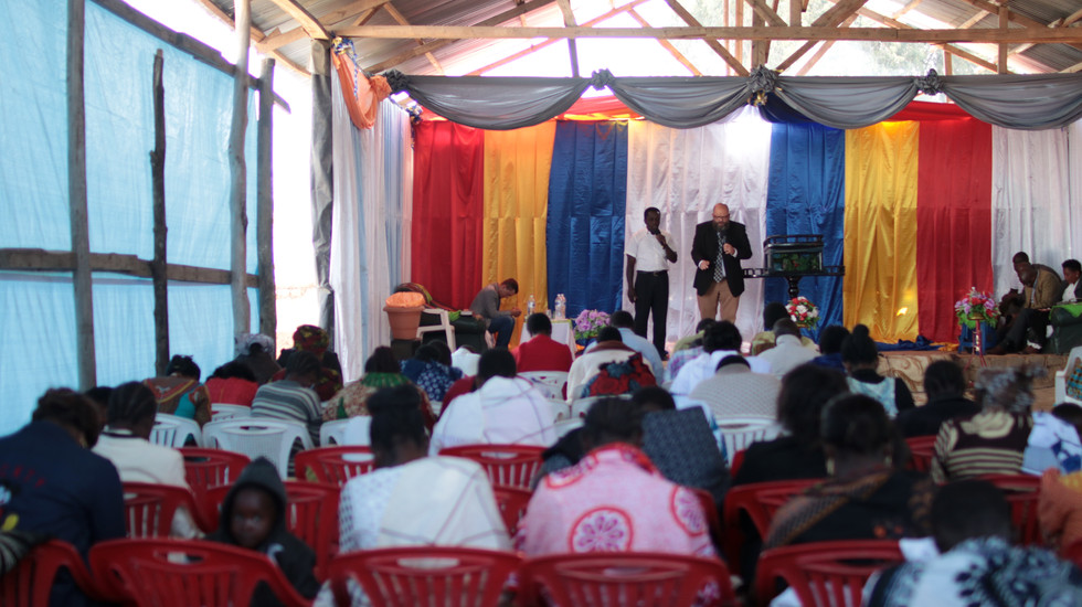 Preaching at GPH