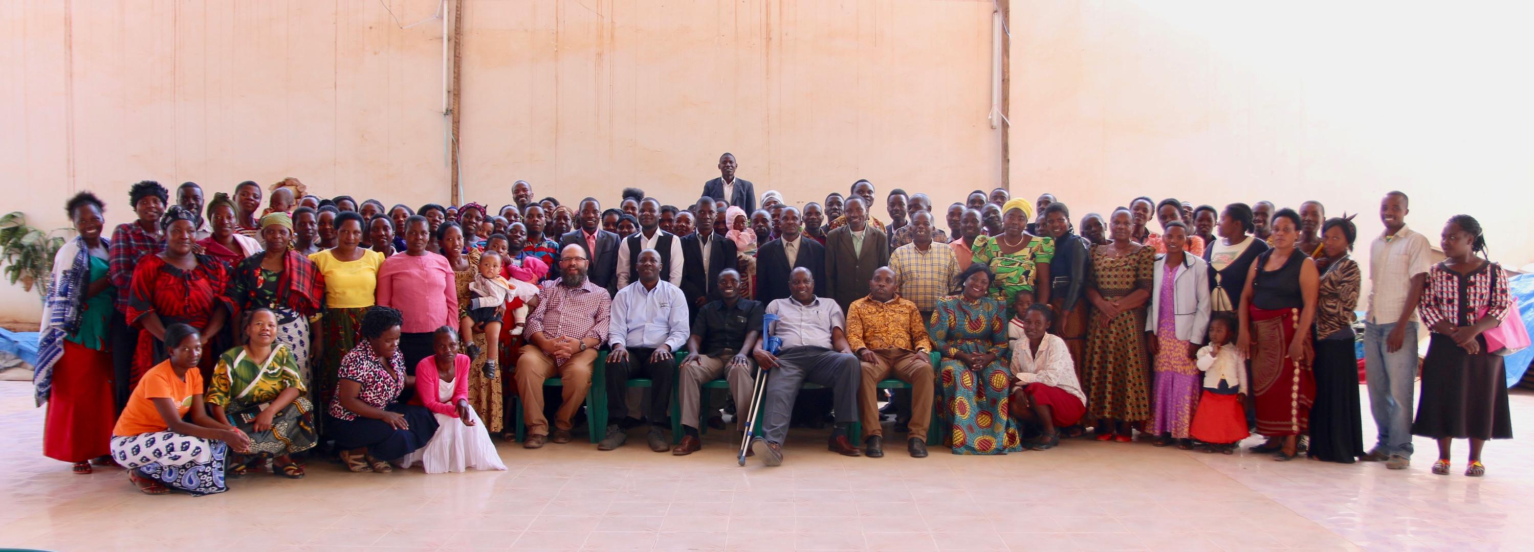 Multiplication work in Iringa, Tanzania