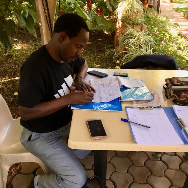 Reuben Mwambola