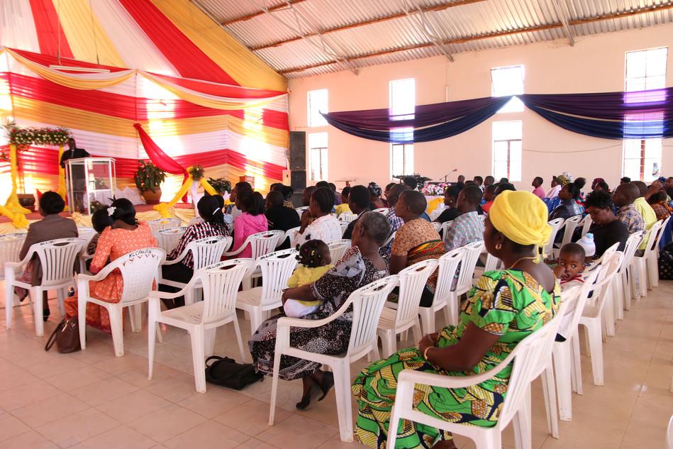 Gathering in Iringa