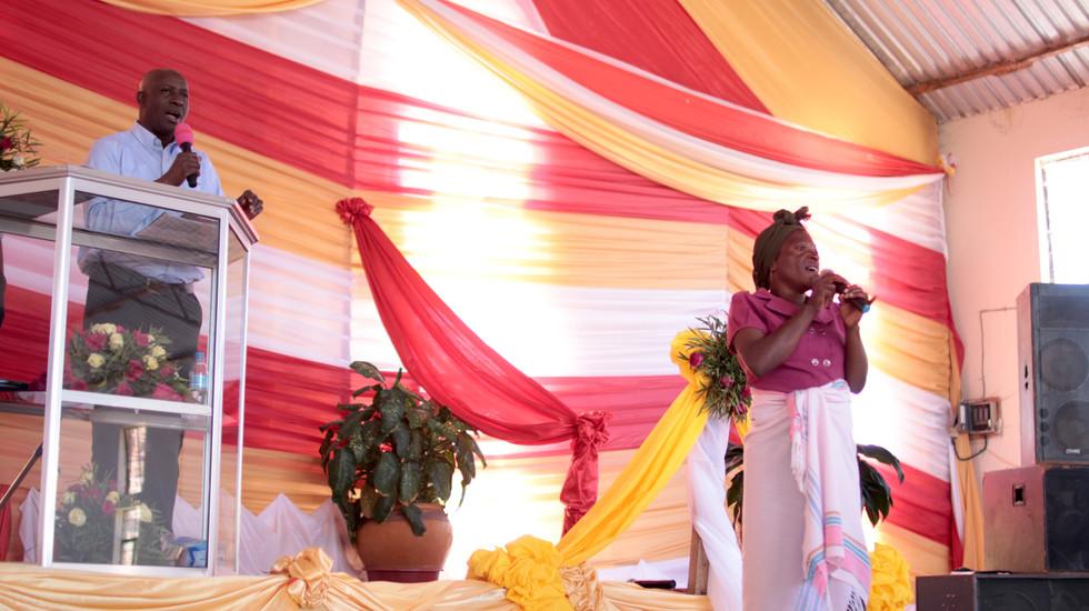 Testimony in Iringa