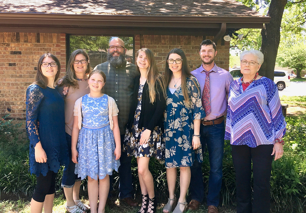 The McCartys - Easter 2019