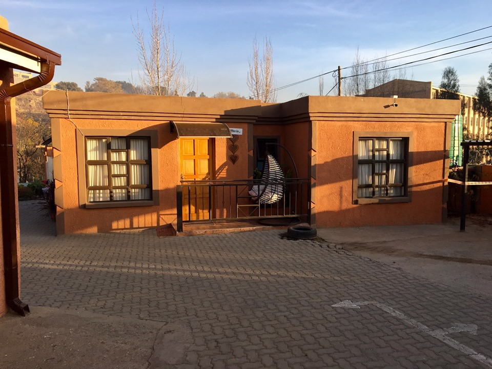 My humble abode while in Maseru. The faithful Rio Guest House. — at RIO GUEST HOUSE.