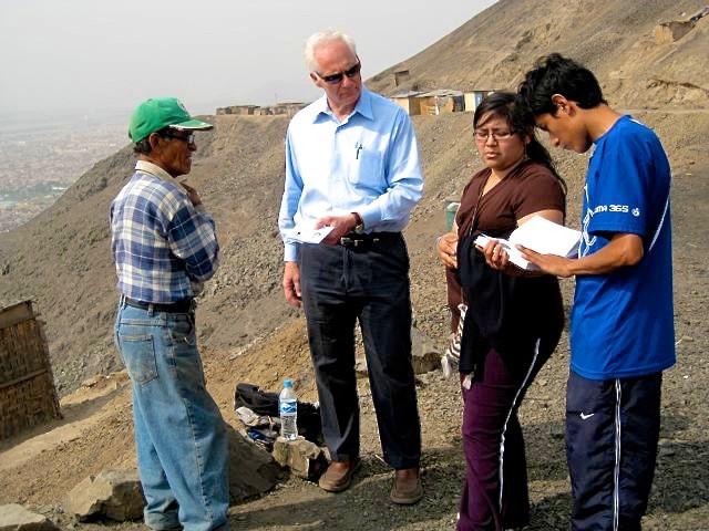 Outreach in Peru